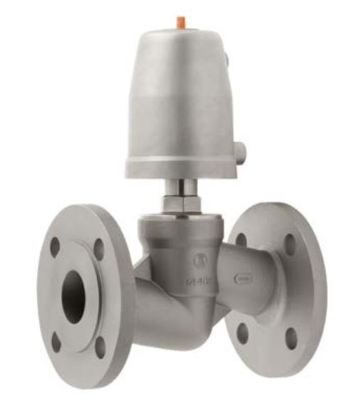 Industrial valves